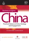 Image for China  : strategy, planning and market analysis for international organisations