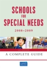 Image for Schools for special needs, 2008-2009  : a complete guide