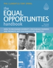 Image for The equal opportunities handbook  : how to recognise diversity, encourage fairness and promote anti-discriminatory practice