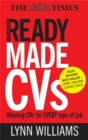 Image for Ready made CVs  : winning CVs for every type of job