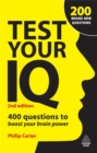 Image for Test your IQ  : 400 questions to boost your brainpower