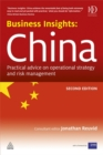 Image for China  : practical advice on operational strategy and risk management