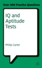 Image for IQ and aptitude tests  : assess your verbal, numerical and spatial reasoning skills