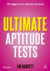 Image for Ultimate aptitude tests  : assess and develop your potential with numerical, verbal and abstract tests