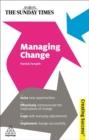 Image for Managing change