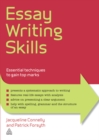 Image for Essay writing skills: essential techniques to gain top grades