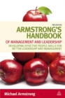 Image for Armstrong's handbook of management and leadership  : developing effective people skills and better leadership and management
