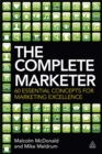 Image for The complete marketer  : 60 essential concepts for marketing excellence