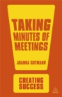 Image for Taking minutes of meetings
