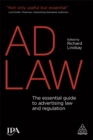 Image for Ad law  : the essential guide to advertising law and regulation