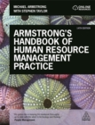 Image for Armstrong's handbook of human resource management practice