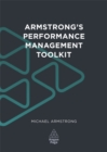 Image for Armstrong's Performance Management Toolkit