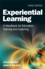 Image for Experiential learning  : a handbook for education, training and coaching