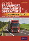 Image for Lowe's transport manager's and operator's handbook 2017