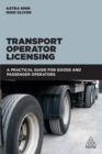 Image for Transport operator licensing: a practical guide for goods and passenger operators
