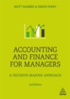 Image for Accounting and finance for managers  : a decision-making approach