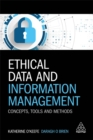 Image for Ethical data and information management  : concepts, tools and methods