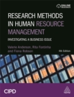 Image for Research methods in human resource management  : investing a business issue