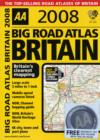 Image for Big road atlas Britain 2008
