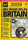 Image for AA big road atlas Britain 2009