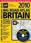 Image for AA big road atlas Britain 2010