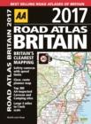 Image for AA Road Atlas Britain 2017