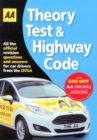 Image for Theory test & Highway Code  : all the official revision questions and answers for car drivers from the DVSA