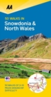 Image for 50 walks in Snowdonia & North Wales