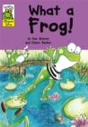 Image for What a frog!