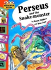 Image for Perseus and the snake monster