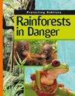 Image for Rainforests in danger