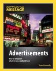Image for Advertisements  : how to interpret what we see, read and hear