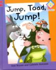Image for Jump, Toad, jump!