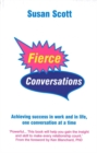 Image for Fierce conversations  : achieving success at work & in life, one conversation at a time