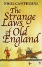 Image for The strange laws of old England