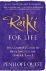 Image for Reiki for life  : the complete guide to Reiki practice for levels 1, 2 and 3