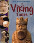 Image for Men, women and children in Viking times
