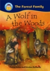 Image for A wolf in the woods