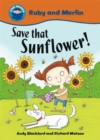 Image for Save that sunflower!