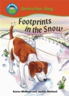 Image for Footprints in the snow