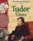 Image for Men, women and children in Tudor times