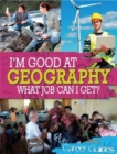 Image for I'm good at geography, what job can I get?