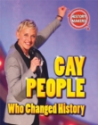 Image for Gay people who changed history