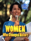 Image for Women who changed history