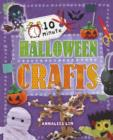 Image for 10 minute Halloween crafts : 7