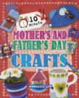 Image for 10 minute mother's and father's day crafts : 8