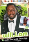 Image for will.i.am  : music and style sensation