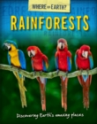 Image for Rainforests  : discover Earth's amazing places