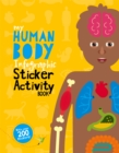 Image for My Human Body Infographic Sticker Activity Book