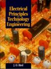 Image for Electrical principles and technology for engineering